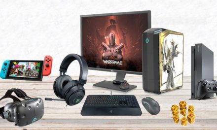 The Best Gifts for Gamers: Gift Ideas for 2020