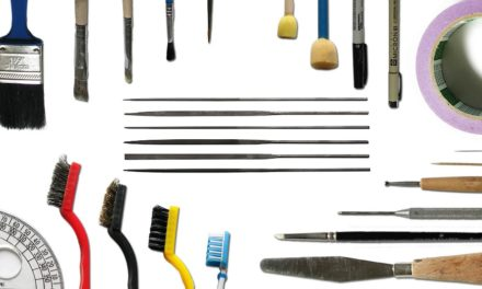 What About Tools: Tips & Everything You Need to Make Custom Miniatures