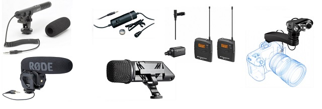 best youtube camera microphones