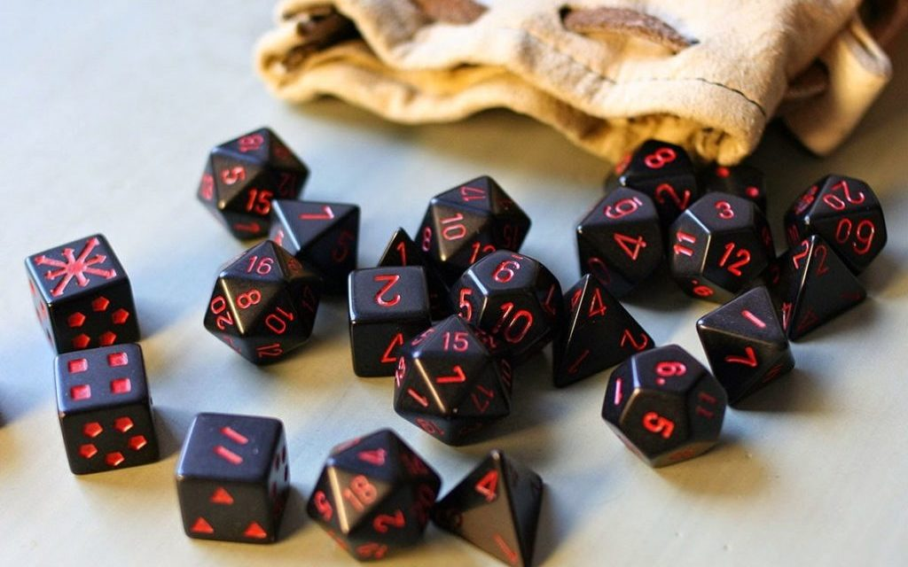 The Best D&D Dice and Dice Sets: 2019 Buyer's Guide