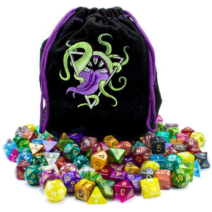 The Best D&D Dice and Dice Sets: 2019 Buyer's Guide | Geek +